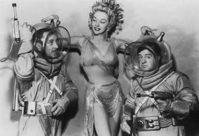 Abbott & Costello Go to Mars