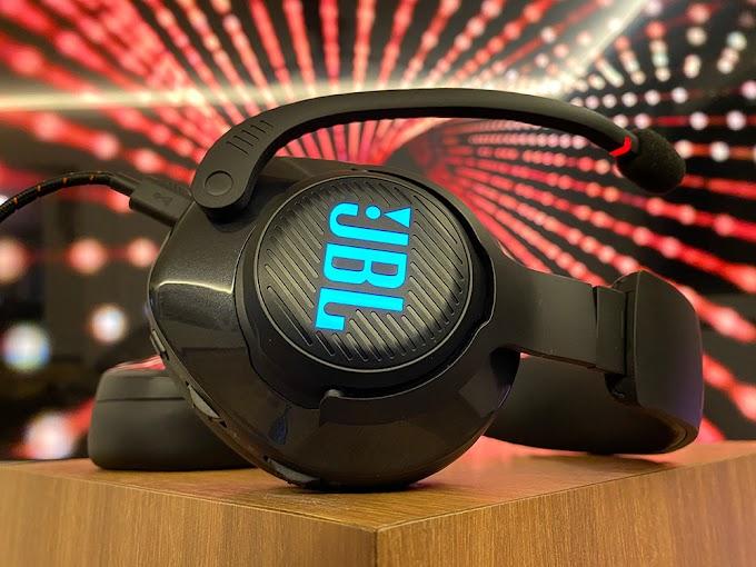 JBL Quantum 400 Gaming Headset : Reviews and more.....