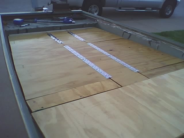 Boat Diy Decking A Jon Boat [How To & DIY Building Plans]