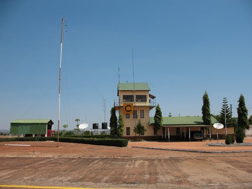 Tabora Airport Terminal
