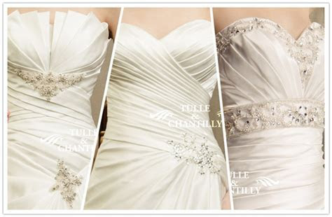 Bridal Guide To Popular Wedding Dress Fabrics   Tulle