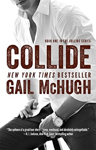 book cover of   Collide