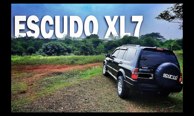 [Review] Suzuki Escudo XL7