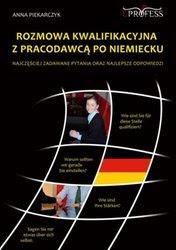 : Rozmowa kwalifikacyjna z pracodawcą po niemiecku - ebook