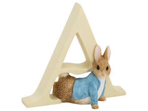 Beatrix Potter   Alphabet Initial A Peter Rabbit   Peter's