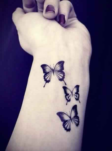 Top 30 Butterfly Tattoos To Spot Tattoo Blog