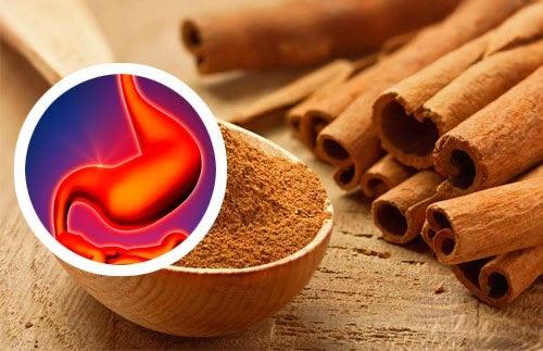 Benefícios ocultos do chá de canela