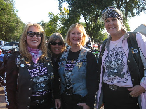 10th Annual Breast Cancer Awareness Ride