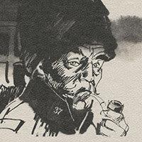 Г. Новожилов, Герой нашего времени