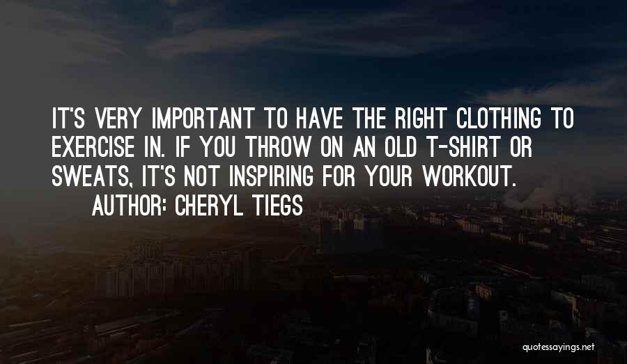 Top 2 Fitness Clothing Quotes Sayings