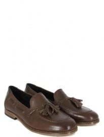 H By Hudson Tyska Brown Shoes