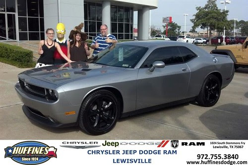 DeliveryMaxx Congratulates Susie Garrison of Huffines Chrysler Jeep Dodge Ram Lewisville on excellent social media engagement! by DeliveryMaxx