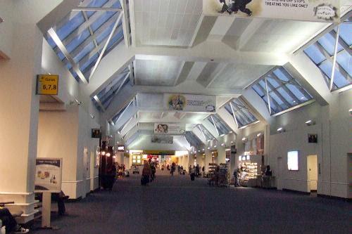 LaGuardia Airport in New York.