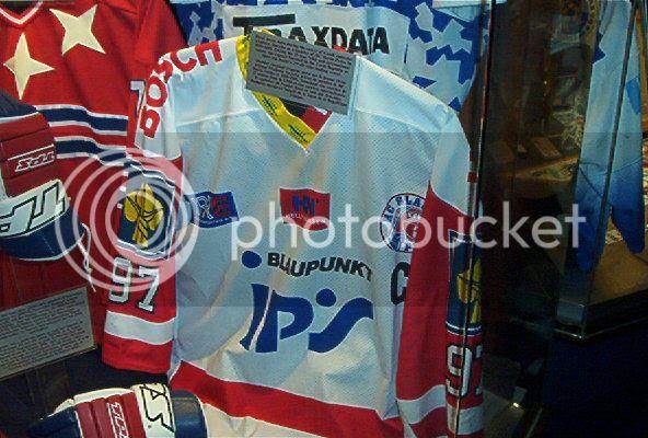 Vladimir Ruzicka jersey