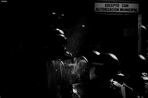 Excepto con autorización municipal by Alejandro Bonilla