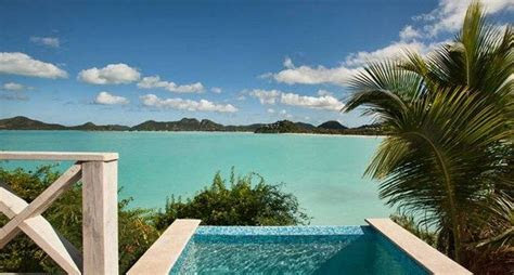 Pool view from Cocoa Bay Resort, Antigua! #weddings #