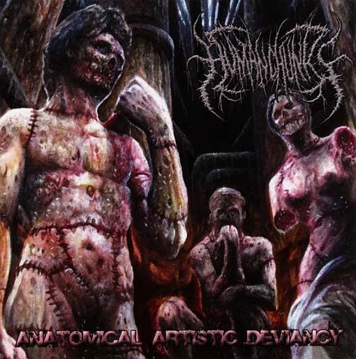 Human Chunks - Anatomical Artistic Deviancy