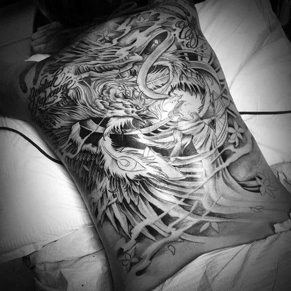 60 Phoenix Tattoo Designs For Men A 1400 Year Old Bird