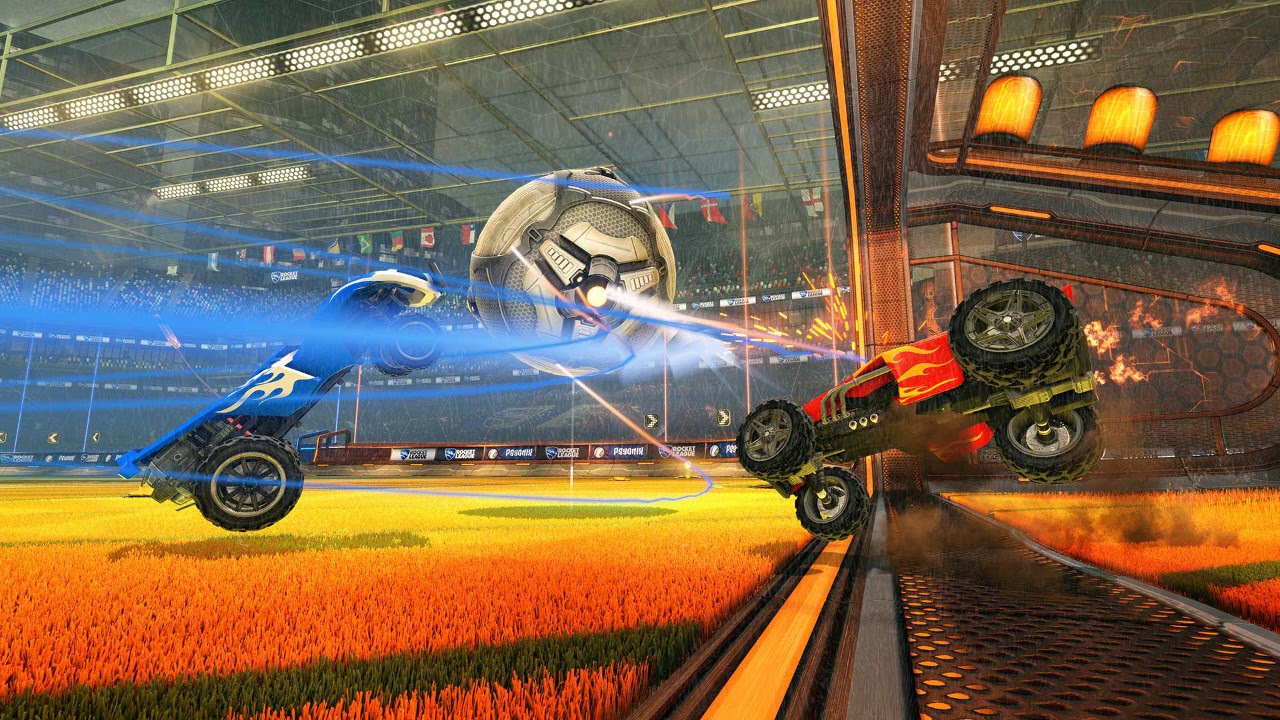 How to Rise Up the Ranks in Competitive Rocket League ...