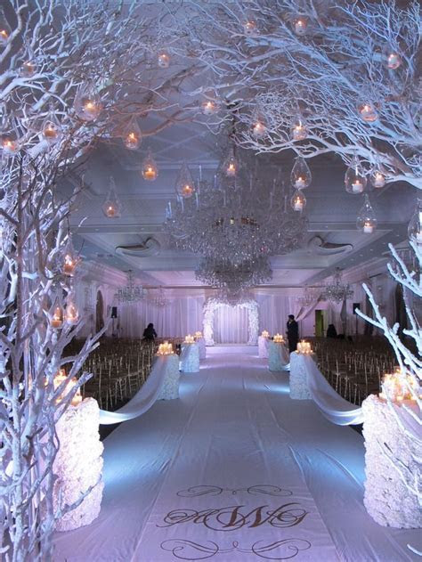 Pin by Marqee Snokhous on wedding   Winter wedding