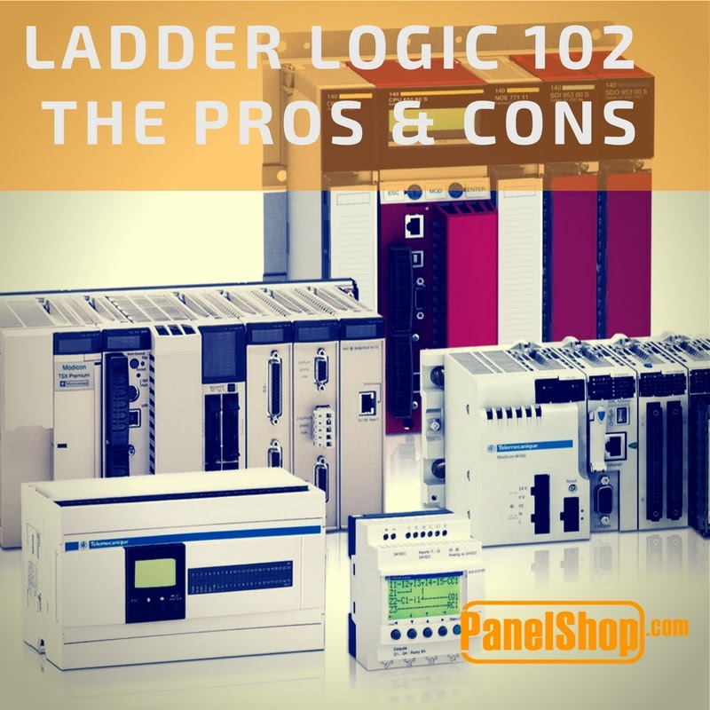 Ladder Logic 102 The Pros And Cons