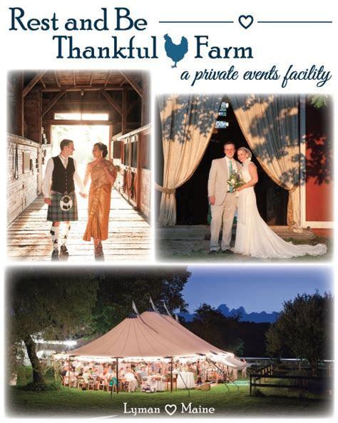 The Homestead at Rest & Be Thankful Farm   Lyman ME