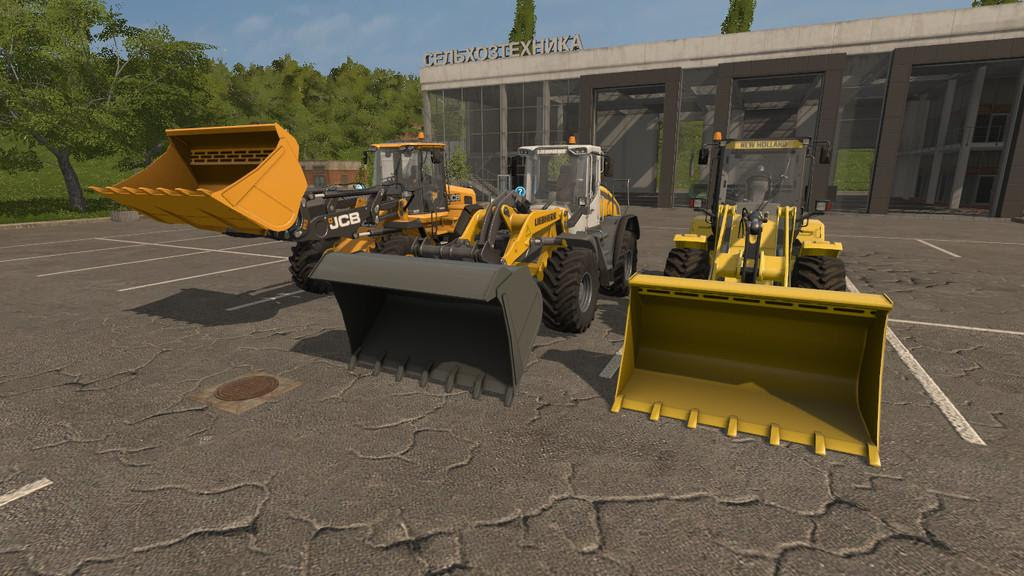 Fs17 Wheel Loader Bucket Mods, Wheel Loader Shovel V1 0 Fs17, Fs17 Wheel Loader Bucket Mods