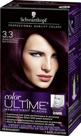 Schwarzkopf Color Ultime Hair Colour  Walmart Canada