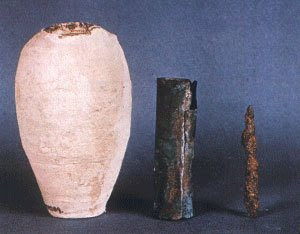 10 древних артефактов