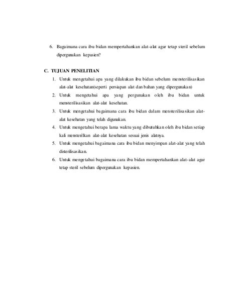 Makalah laporan hasil wawancara dan observasi study bpm