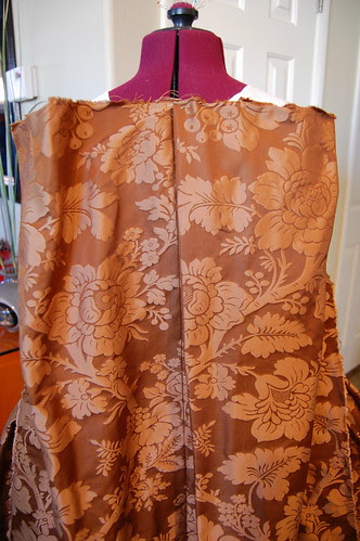 Francaise Draping 6