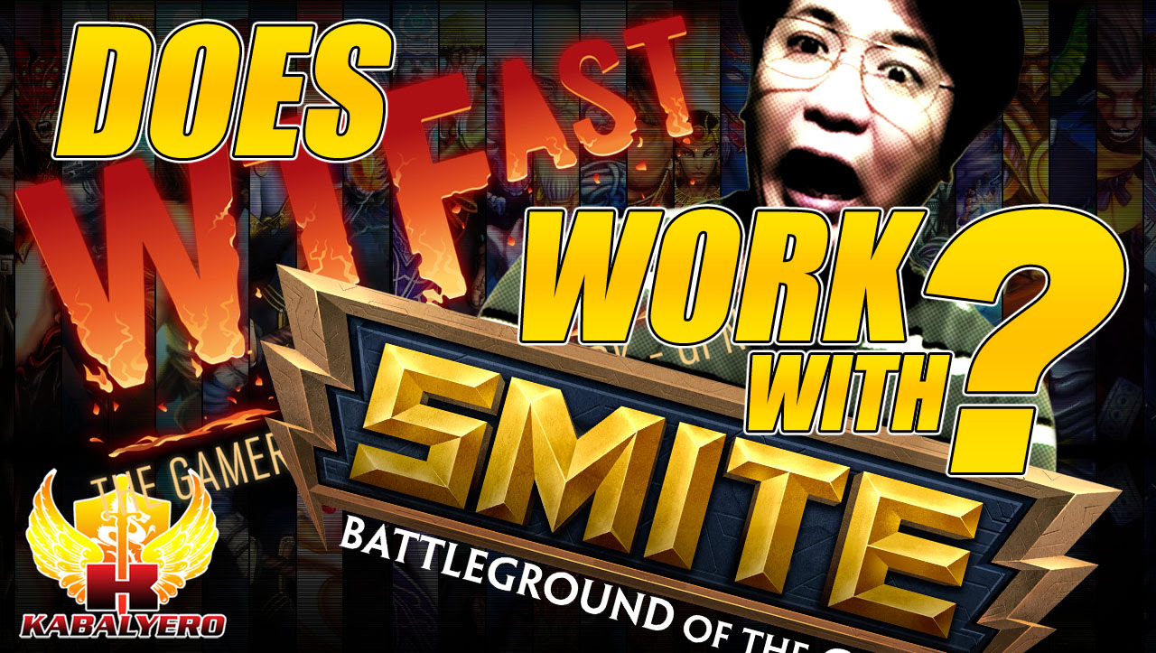 Does WTFast Work With SMITE?
