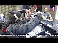 Lampo Acaba con Lil Voz/anuncia tema con Chimbala/El chuape/Elogia a El alfa El Jefe por sus aportes
