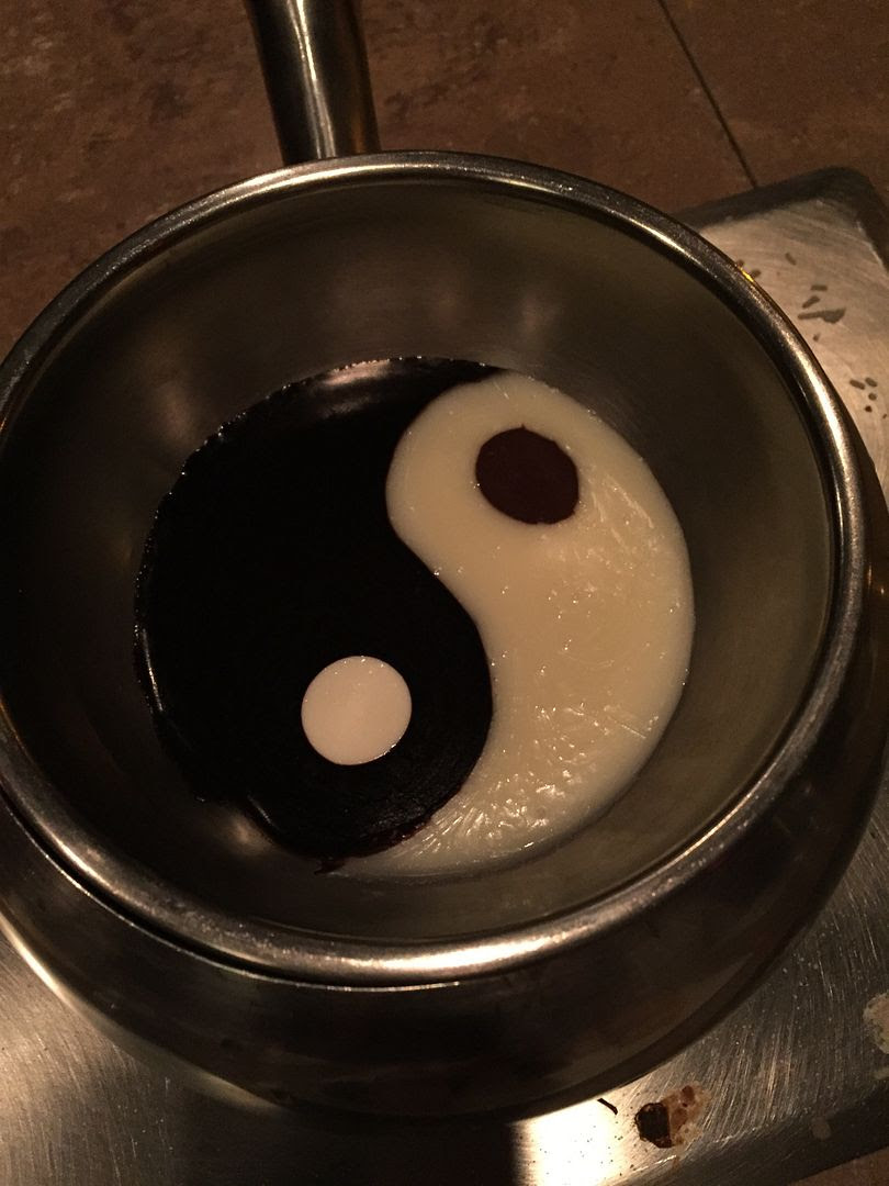 Melting Pot Yin & Yang