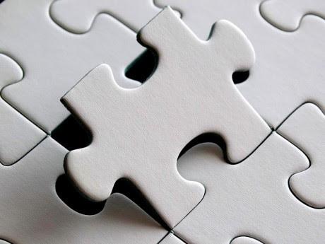 Puzzle Last Piece - Public Domain