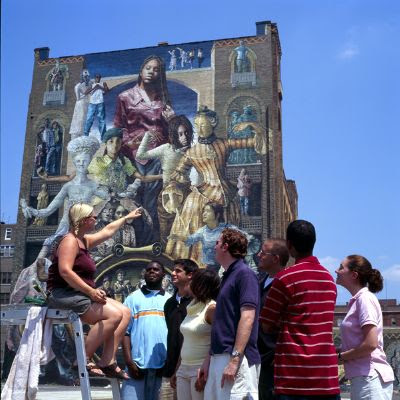Drexel University Event Details View Mural Arts Trolley Tour Of