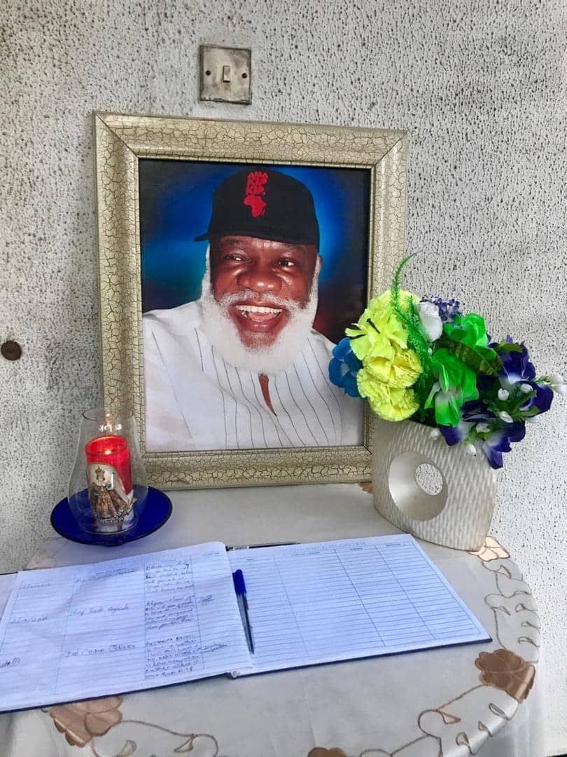 Odumegwu Ojukwu's first son, Sylvester dead