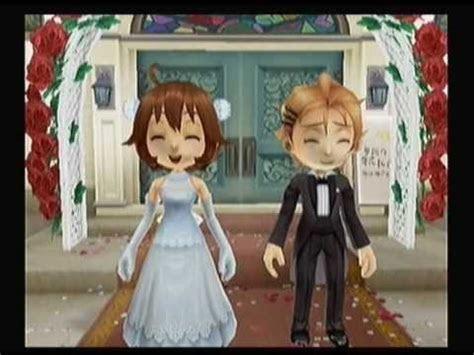 "Harvest Moon: Animal Parade ""Chase   Marriage""   YouTube"