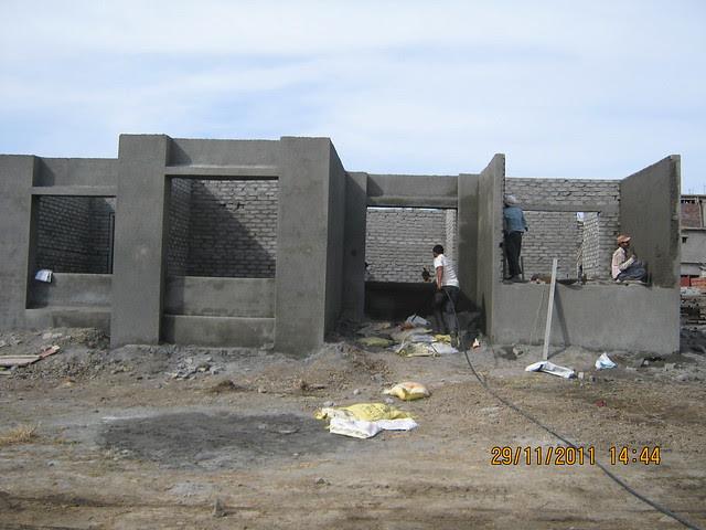 Under construction sample 2 BHK Flat for Rs. 25 Lakhs at Urbangram Kirkatwadi, Sinhagad Road, Pune 411 024