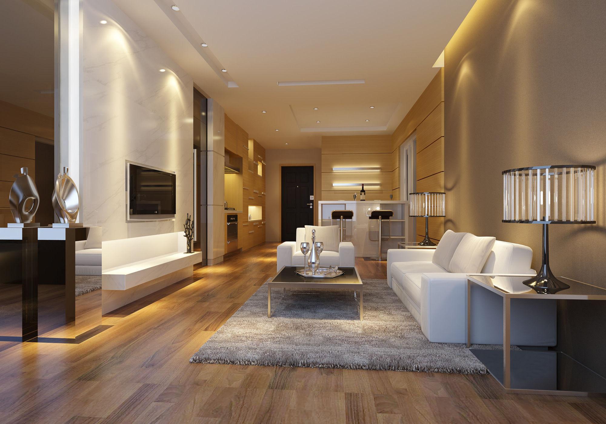 Realistic Interior Design 273 3D Model .max  CGTrader.com