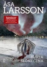 Burza słoneczna - Åsa Larsson