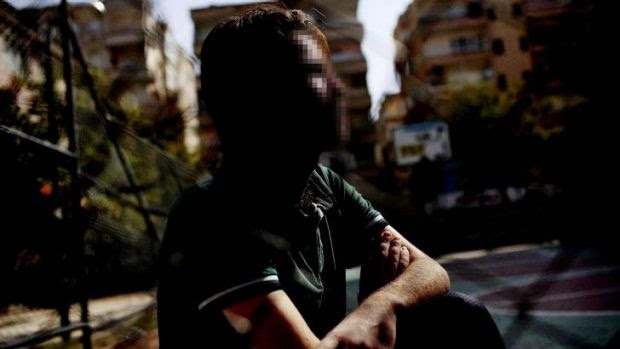 Abu Hakam, who did not want his face identified for fear of retribution.