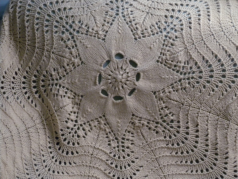 Hemlock Ring - Closeup