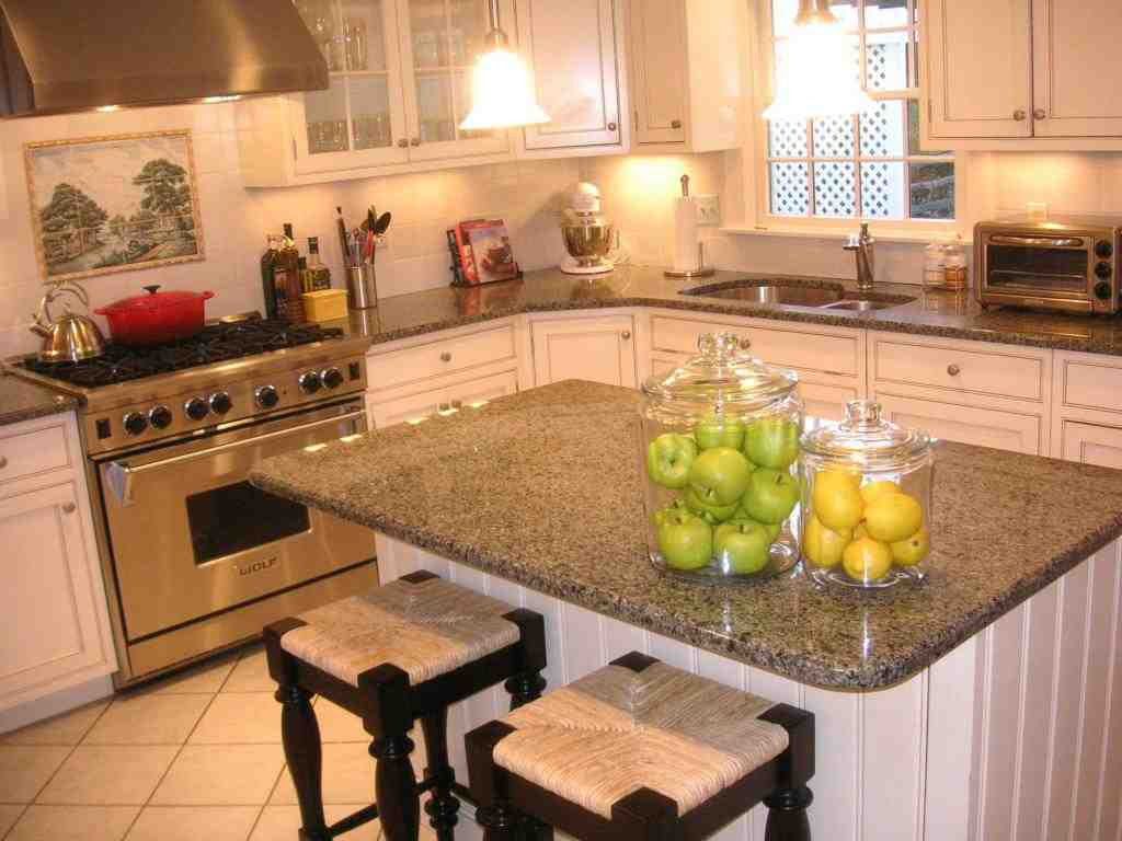 Best Granite Color for White Cabinets - Home Furniture Design
