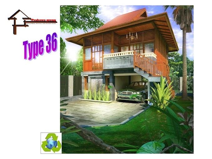 Model Depan Rumah Minimalis Type 36 | Ide Rumah Minimalis