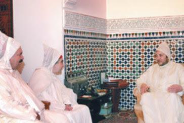 """Résultat de recherche d'images pour """"mohammed VI el yazami boussouf"""""""