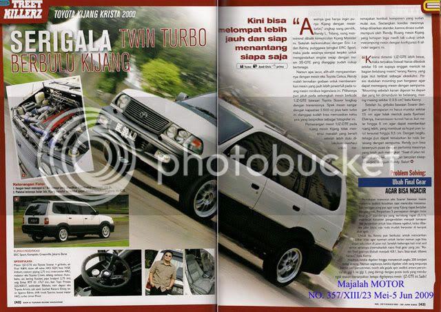 930 Modifikasi Mobil Kijang Krista 2002 Terbaik