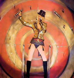 Welcome - Christina Aguilera