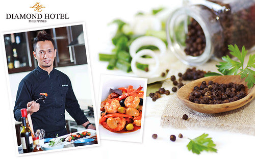 Diamond Hotel Culinaria Capampangan