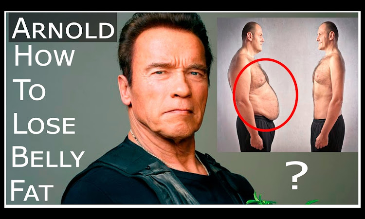 fastest way to lose belly fat by Arnold | Interview